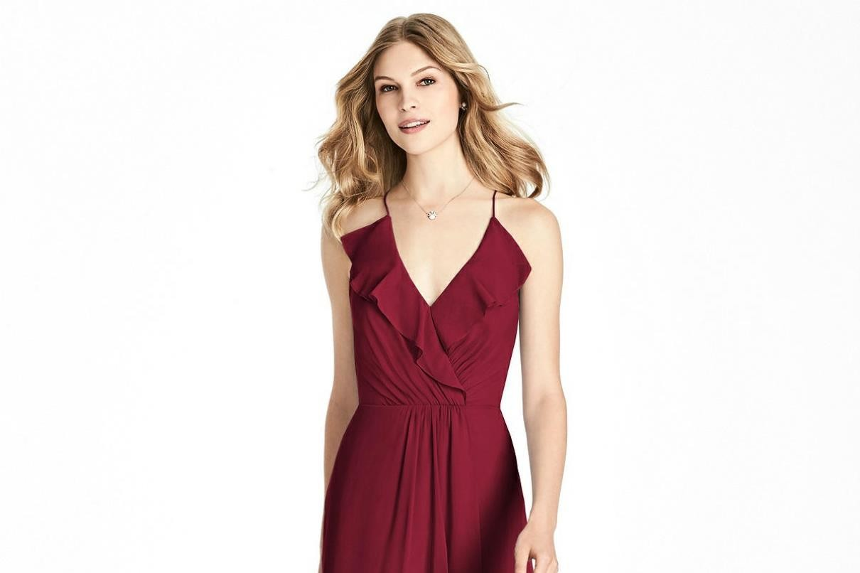 323cbc7f008 Burgundy Bridesmaid Dresses You Can Buy Online Now - Best in ...