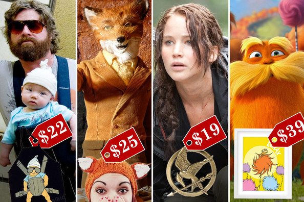 Holiday Gift Guide for Movie Lovers