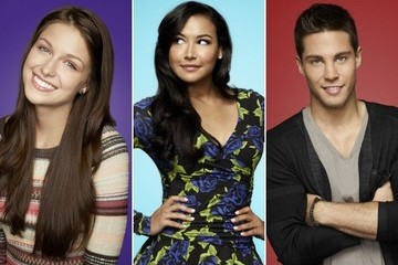 'Glee' Season 4 Cast Portraits and Premiere Photos