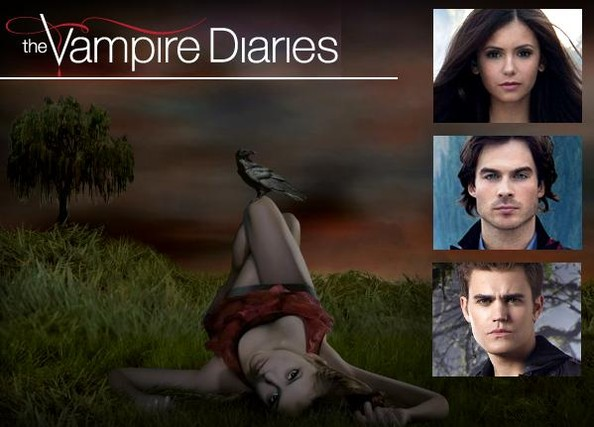 Vampire Diaries Cast Pictures