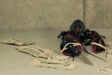 Watch a Rare Lobster Knife Fight in Spose's 'I'm Starving' Music Video