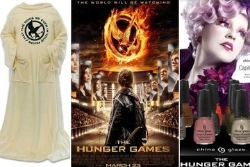 The Most Ridiculous 'Hunger Games' Merchandise