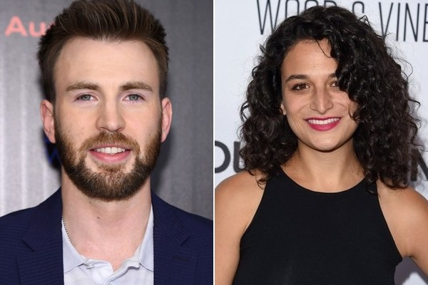 Chris evans dating life