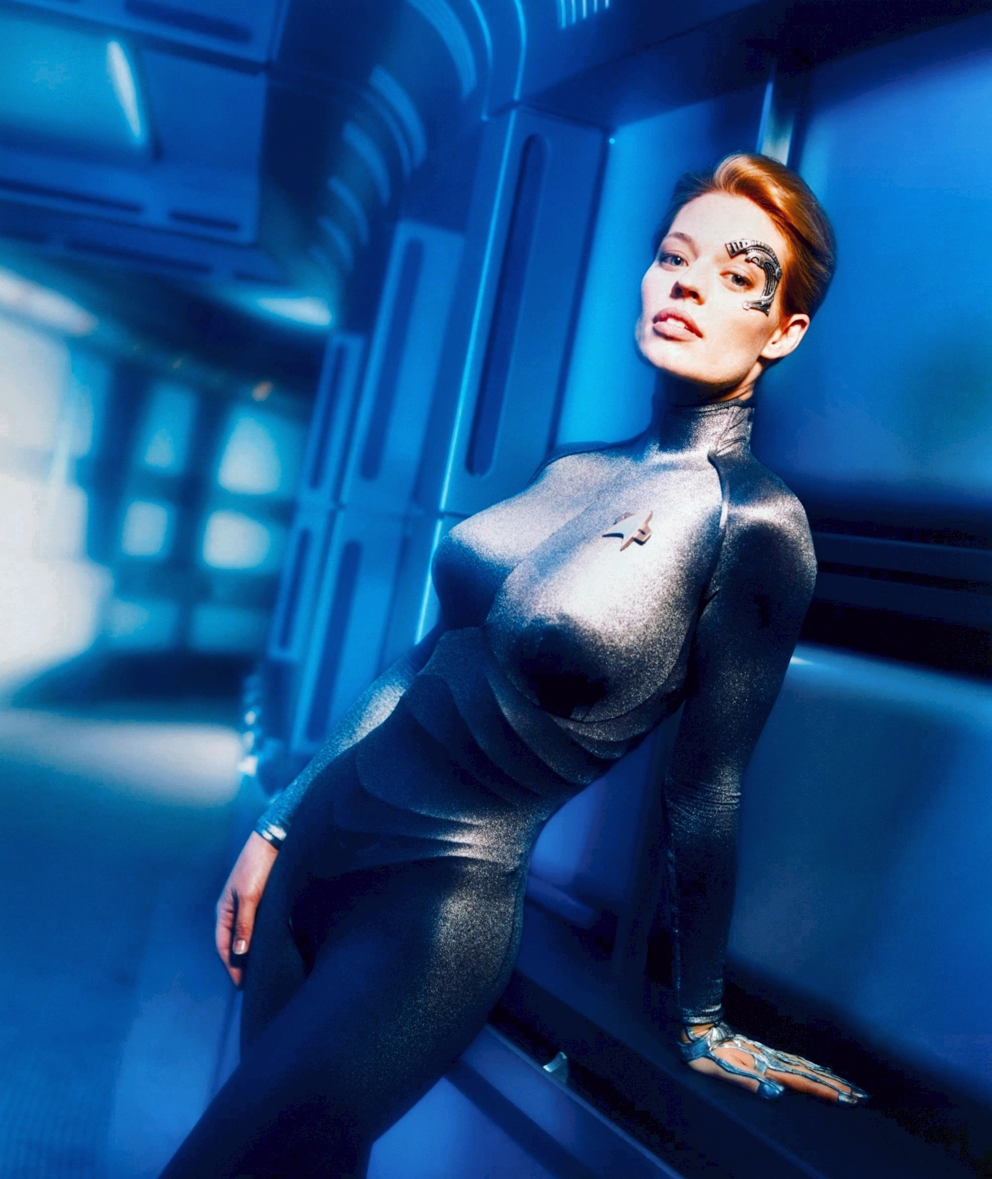 Think, Star trek seven of nine porno