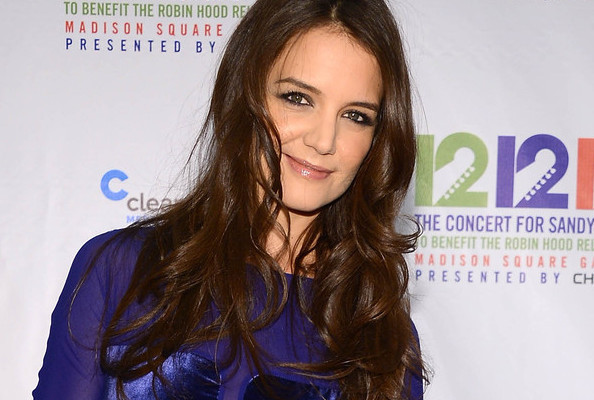 Katie Holmes Is Now The Face Of...