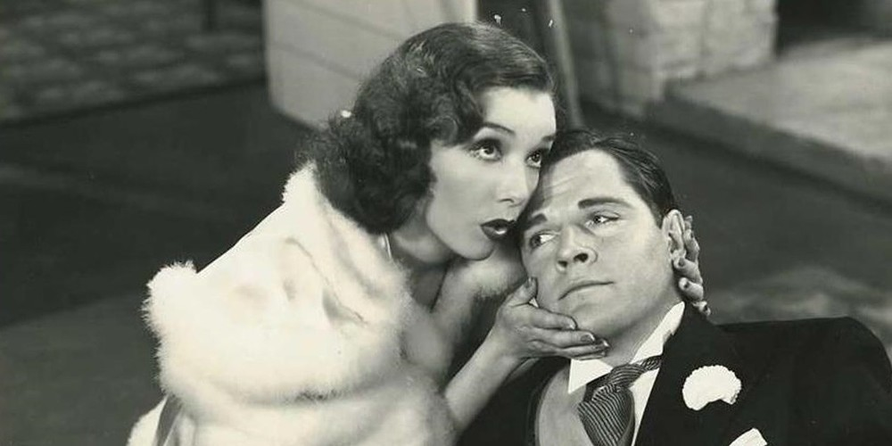 Lupe Velez in 'The Mexican Spitfire.'