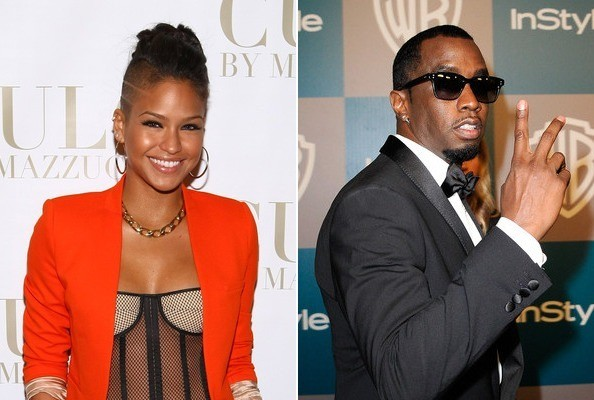 Celebs Who've Dated Rappers » Celeb News/Cassie Dated Diddy
