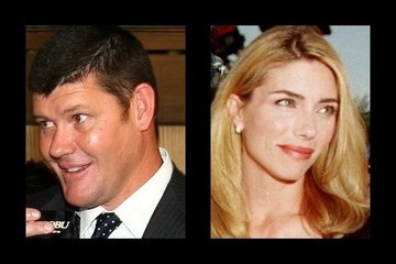 James Packer Dating History
