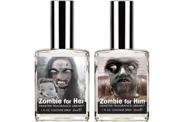 ZOMG: Zombie-Scented Perfume Is a Thing That Exists