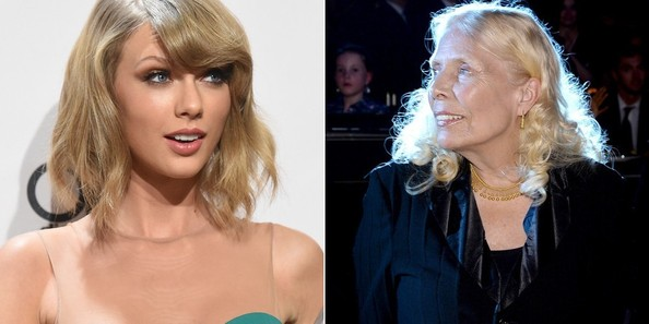 Joni Mitchell 'Squelched' the Idea of Taylor Swift Playing Her in a Movie