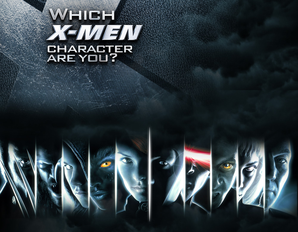Which 'X-Men' Character Are You? - Quiz - Zimbio
