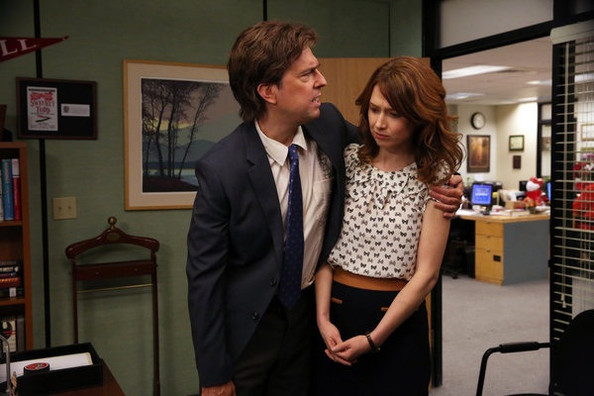 'The Office' New Photos - Happiness Ahead for Jim and Pam