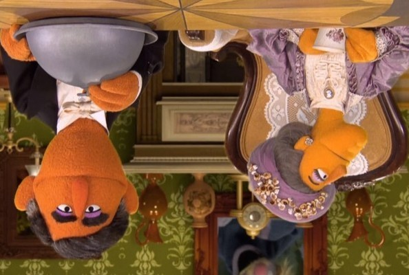 Late Afternoon Video Interstitial - 'Sesame Street' Parodies 'Downton Abbey'