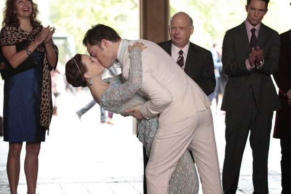 Chuck and Blair from 'Gossip Girl'