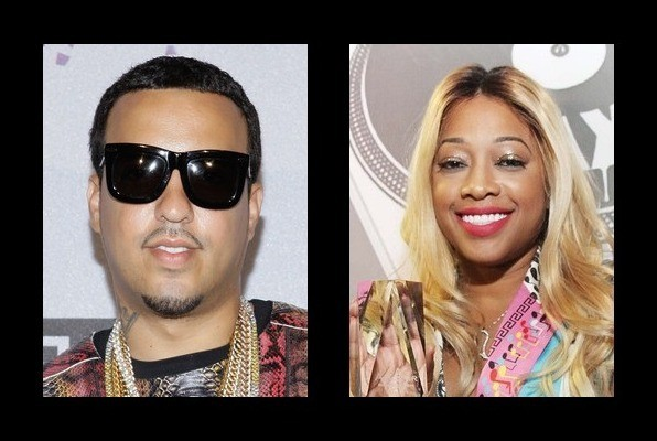 Did trina dating french montana