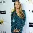Devon Aoki's Saturated Velvet