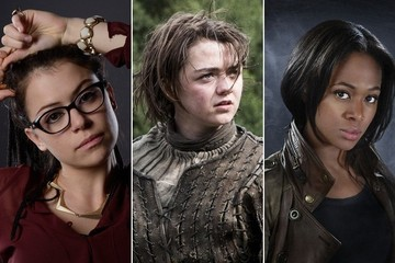A Lesson in Being Awesome from Television's Most Kick-Ass Women