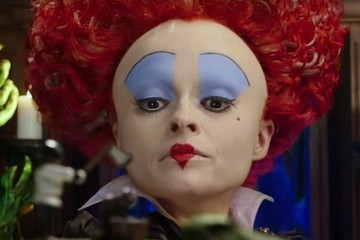 The First Teaser for 'Through the Looking Glass' Takes Us Back to Wonderland