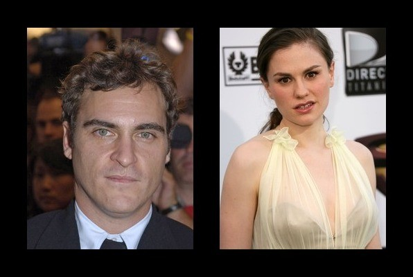 Joaquin Phoenix was rumored to be with Anna Paquin