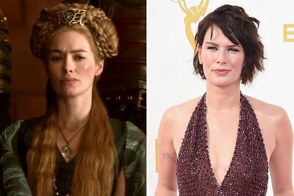 Game Of Thrones Without Wigs Is A Totally Different Show Beyond The Tube Zimbio