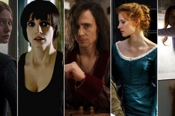 5 More Dark and Gorgeous Movies Starring the Cast of 'Crimson Peak'