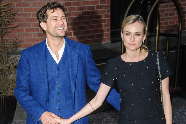 Did Diane Kruger Hate Joshua Jackson's Suit?