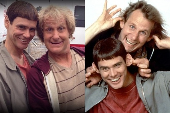 Photographic Proof the 'Dumb & Dumber' Sequel Is Happening ...