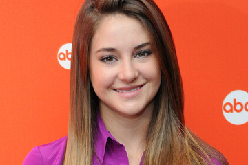 Shailene Woodley Goes Redhead For 'The Amazing Spider-Man 2'