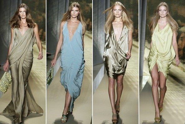 5 Great Runway Moments From the Last 5 Years - Donna Karan