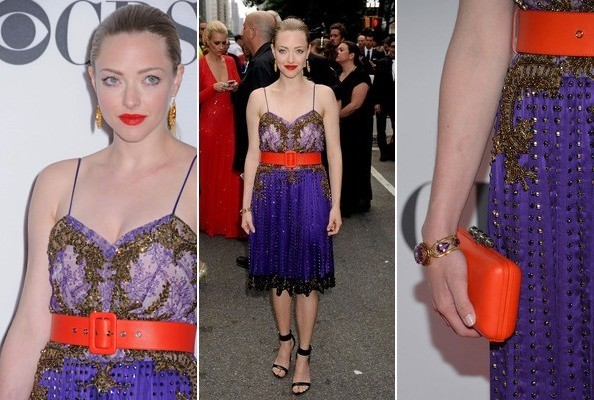 Amanda Seyfried's Givenchy Dress at the 2012 Tonys: Love it or Loathe it?