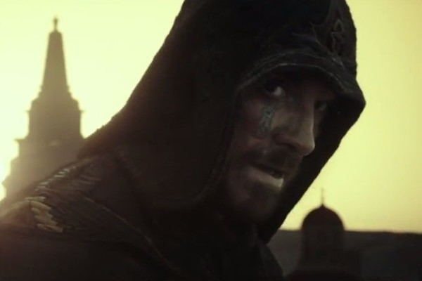 Watch Michael Fassbender in the First Trailer for 'Assassin's Creed'