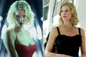 10 Years of Tricia Helfer Completely Owning Outer Space
