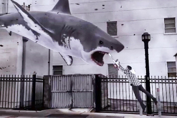 Poll: The 'Sharknado 2' Trailer Is in - Will You Watch?