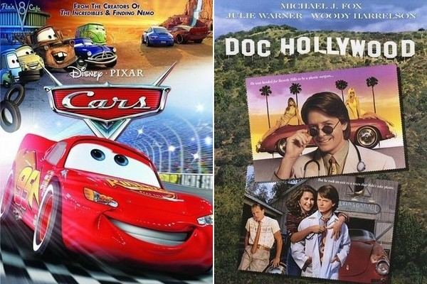 Cars 2006 Famous Movies That Are Blatant Copies Of Other