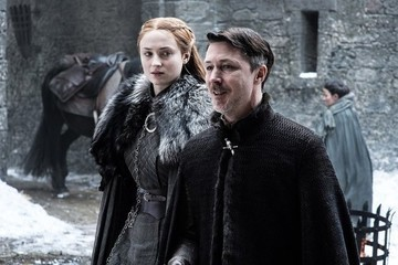 Sophie Turner Has Absolutely No Patience for Littlefinger Sympathizers