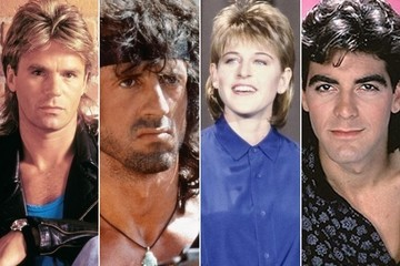 The Celebrity Mullet Hall of Fame