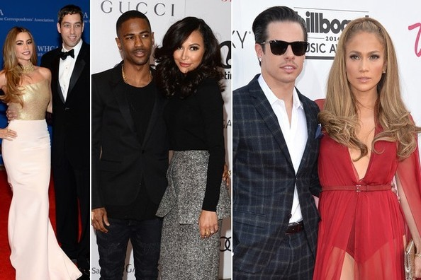 The Biggest Celebrity Breakups of 2014