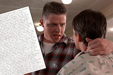 Here's the Card Biff from 'Back to the Future' Carries with Him for Fans of the Movie