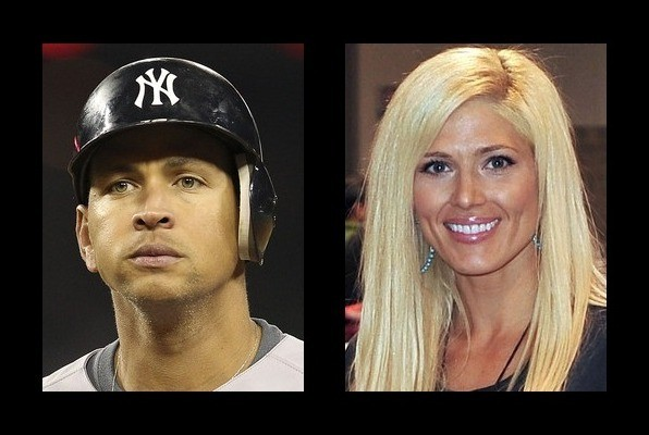 Alex Rodriguez is rumored to be with Torrie Wilson