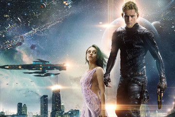 'Jupiter Ascending' Was So Bad It Bummed Me Out