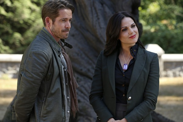 Regina & Robin, 'Once Upon a Time'