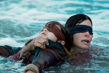'Bird Box' Is The Netflix Version Of 'A Quiet Place'