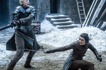 Arya Finally Has Her Hands on a Weapon That Could Kill the Night King