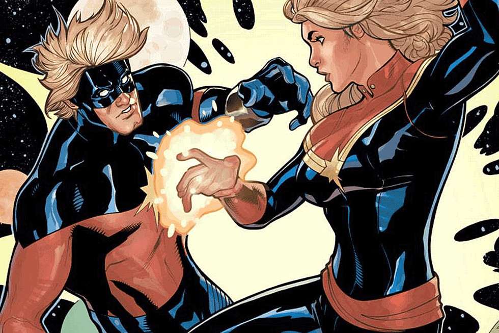 Disney Reportedly Spills The Cosmic Beans On Jude Law's 'Captain Marvel' Identity