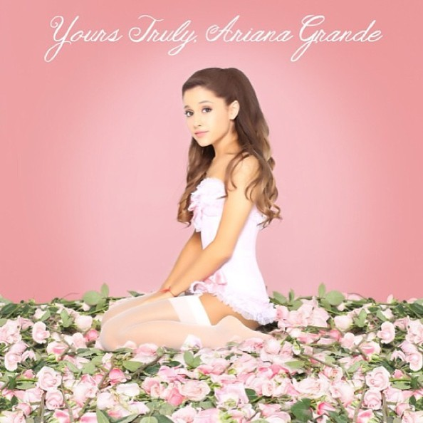 Ariana Grande Channels 'Lolita' on Her 'Yours Truly' Album ...