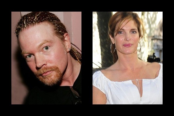 axl rose and stephanie seymour relationship