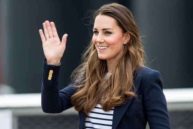 Does Kate Middleton's Latest Outfit Look Familiar?