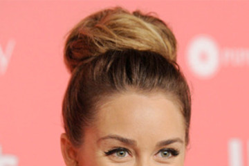 Up and Away: Lauren Perfects the Pretty Updo