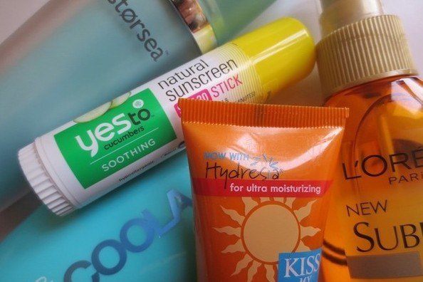 5 New Sunscreens to Get You Through the Summer