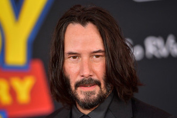 How Keanu Reeves Became Our Golden Boy (Again)